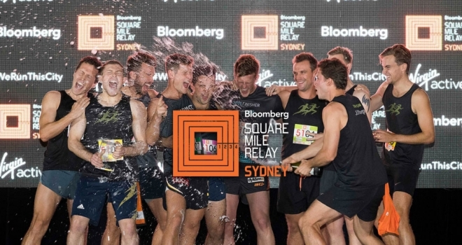 Ultimate Corporate Running Event Returns to Sydney Thursday 12th April 2018