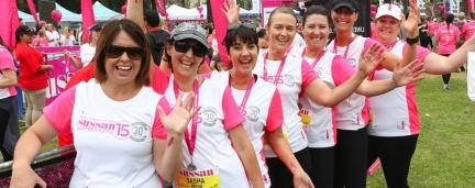 Carman's takes over the naming rights of the long running Woman's Fun Run in St Kilda