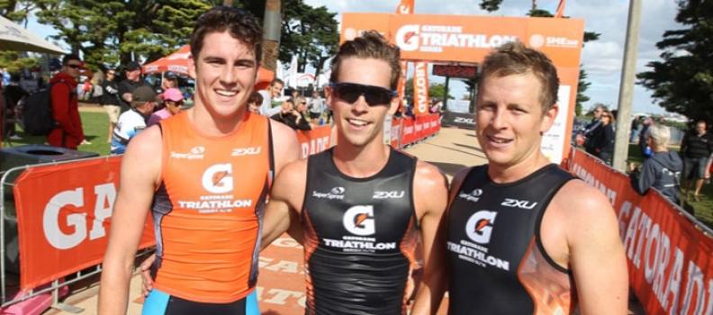 Gatorade Triathlon Series 2015/16