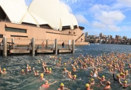 Registrations now open for iconic Optus Swim Sydney Harbour