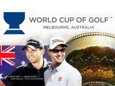 World Cup of Golf 2016